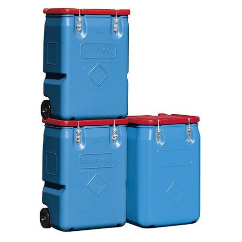 Mobilus pavojingų atliekų konteineris 44-35, 170 litrų talpos