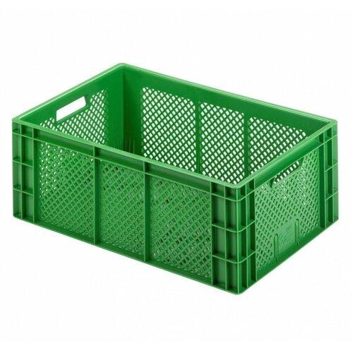 Plastikinė dėžė vaisiams ir daržovėms 421-19