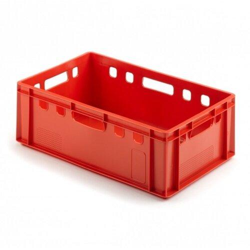 Plastikinė dėžė pieno ir mėsos gaminiams E2 520-20